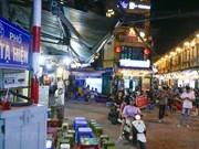 """La """"rue des Occidentaux"""" à Hanoï réanimée"""