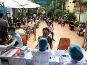 Covid-19 : Hanoï lance sa plus grande campagne de vaccination de l'histoire