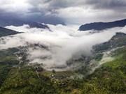 Y Tý à la saison de la «chasse aux nuages»