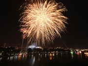 Le Vietnam accueille le Nouvel An 2021 avec sécurité, joie et espoir