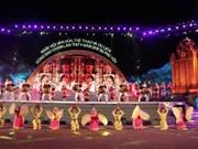 Ouverture de la Fête de la Culture, des Sports et du Tourisme des Cham
