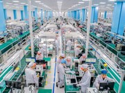 Explorer l'usine de smartphones 5G «Made in Vietnam»