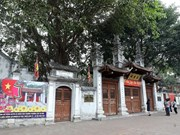 De nombreux temples et pagodes à Hanoï sont fermés en raison du COVID-19