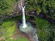 À la découverte de la cascade de Lieng Nung