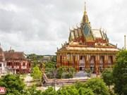 À la découverte de la pagode khmère de Ghositaram