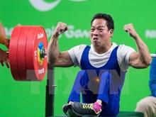 Jeux paralympiques : Le Van Cong décroche la première médaille d'or pour le Vietnam