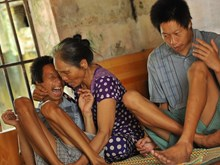 La douleur silencieuse causée par la dioxine au Vietnam, 43 ans après la fin de la guerre