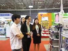 Ouverture de l'exposition Pharmed & Healthcare Vietnam 2018