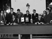 Des jalons remarquables des 45 ans de développement des relations Vietnam-Japon
