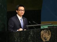 Le Vietnam participe à la réunion de haut niveau de l'ONU sur le sida