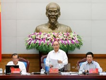 La réunion périodique du gouvernement de juin