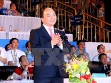 Ouverture des 5es Jeux asiatiques de plage à Da Nang