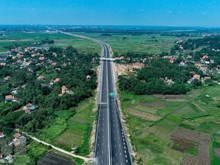 L'autoroute Ha Long-Hai Phong sera ouverte au trafic le 1er septembre