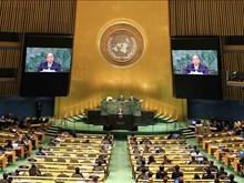 Le PM à la 73e session de l'Assemblée générale de l'ONU
