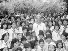 Des images sur des activités marquantes de l'ancien secrétaire général Do Muoi