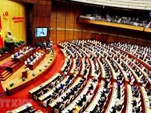 Cérémonie d'ouverture de la 6e session de l'Assemblée nationale