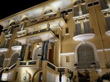 Illumination du Musée de Beaux-arts de Ho Chi Minh-Ville