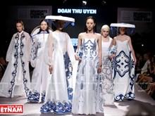 Les collections de mode s'inspirent de la nature et la culture vietnamiennes