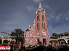 L'église du Sacré Coeur de Tan Dinh