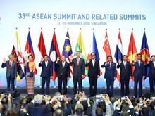 Le Premier ministre Nguyen Xuan Phuc au 33e Sommet de l'ASEAN à Singapour