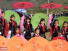 """Le Festival """"Gau Tao"""", une particularité de l'ethnie H'mong"""