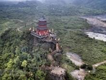 La pagode Tam Chuc est prête pour la célébration de la Journée du Vesak 2019