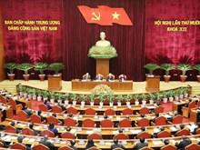 Ouverture du 10e Plénum du Comité central du Parti communiste du Vietnam (XIIe mandat)