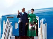 Les activités du Premier ministre Nguyen Xuan Phuc à Moscou