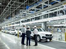 VinFast envoie ses voitures à l'étranger pour des tests de qualité