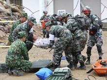 Vietnam-Chine : exercice de secours en cas de désastres et d'épidémies