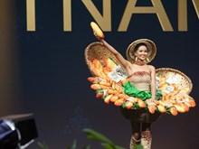 Le costume national du Vietnam parmi les meilleures tenues de Miss Univers 2018