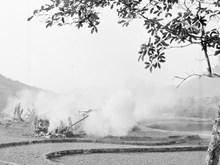Quelques images sur la défense de la frontière septentrionale en 1979