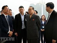 Activités d'une délégation de la RPDC au Vietnam