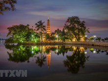 Des monuments typiques de la capitale Hanoï