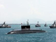 Des forces d'élite et modernes de la Marine populaire du Vietnam