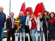 Quang Ninh accueille le 15 millionième touriste étranger du Vietnam