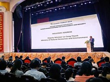 Le Forum de Hanoi 2018 met l'accent sur la résilience au changement climatique