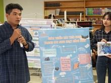Les universités de Hô Chi Minh-Ville disent «non» au plastique