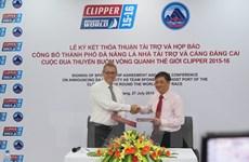Yacht : Da Nang accueillera la Clipper Race 2015-2016