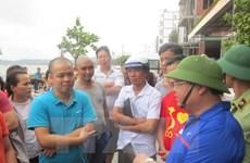 Crues : efforts pour rapatrier les touristes bloqués sur l'île de Co To
