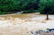 Crues et glissements de terrain : 25 morts au Nord