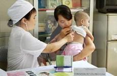 Près de 20 millions d'enfants vaccinés contre la rougeole et la rubéole