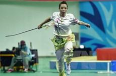 Wushu: le Vietnam se classe 3e aux Championnats d'Asie junior