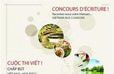 Lancement d'un concours d'écriture sur la culture vietnamienne