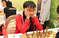 Nguyen Ngoc Truong Son, champion en blitz d'Asie 2015