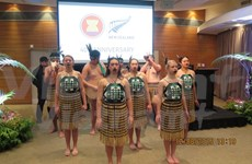 Echange des étudiants ASEAN - Nouvelle-Zélande