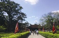 À Lam Kinh, deux arbres phénoménaux