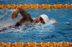 Natation: une nouvelle médaille de bronze pour Anh Vien
