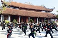 Dông Phuc, une pagode au cœur de l'histoire