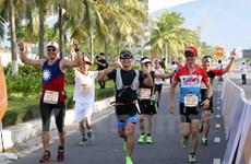 Le marathon international 2015 à Da Nang